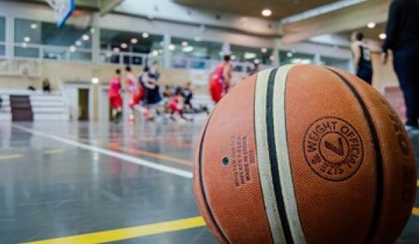 Φοιτητές με ειδικότητα στο μπάσκετ στη σχολή φυσικής αγωγής και αθλητισμού του Staps
